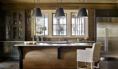 New This Week: How Dark Can Your Kitchen Go?