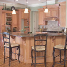Traditional Kitchen by Designs by BSB
