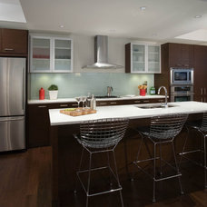 Contemporary Kitchen by Stoney Creek Cabinet Company