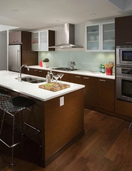 Modern Kitchen by Stoney Creek Cabinet Company
