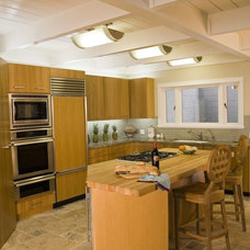 Transitional Kitchen by Danielle Grenier