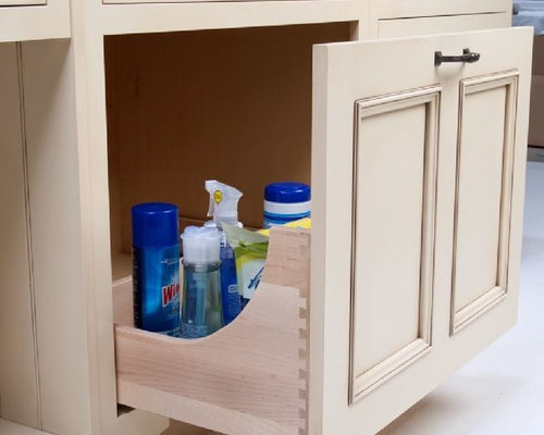 Under Sink Storage Ideas, Pictures, Remodel and Decor