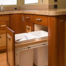 Eclectic Kitchen by Richard Landon Design