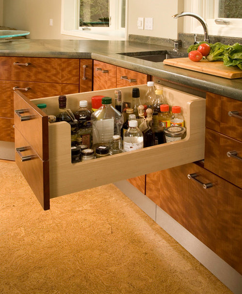 Jay Rambo Kitchen Cabinets: Oil Drawer Home Design Ideas, Renovations & Photos