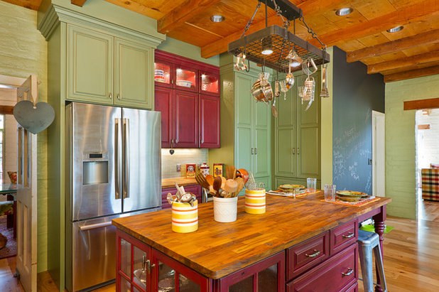 Cooking With Color: When to Use Green in the Kitchen