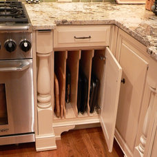 Traditional Kitchen by J Maness Designs