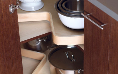Corner Cabinets: The Jewel in Your Kitchen Storage Crown