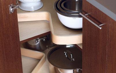 Corner Cabinets: The Jewel in Your Kitchen Storage Crown