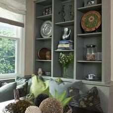 Contemporary Kitchen by Walsh Krowka & Associates, Inc