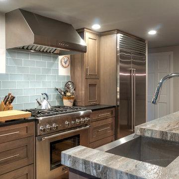Storm Grey Kitchen