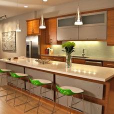 Modern Kitchen by Designs on Madison