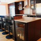 Alexandria Timeless Kitchen Addition - Traditional - Kitchen - DC Metro - by Erin Hoopes