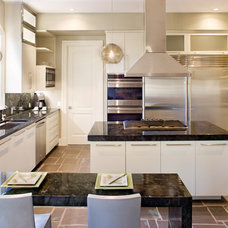 Contemporary Kitchen by Shoberg Custom Homes