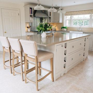 Stratford Upon Avon Open Plan Kitchen