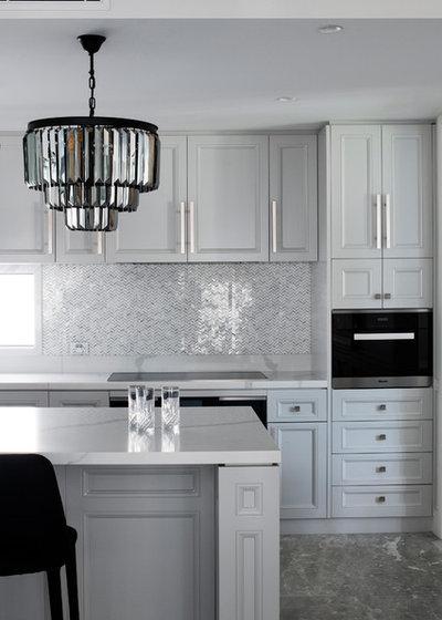 Traditional Kitchen by Studio Gestalt