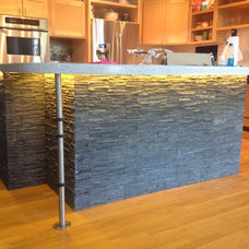 Contemporary Kitchen by Counter Culture Plus