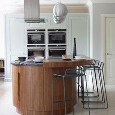 Contemporary Kitchen by Podesta