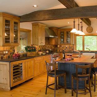 Stratton Rustic Kitchen