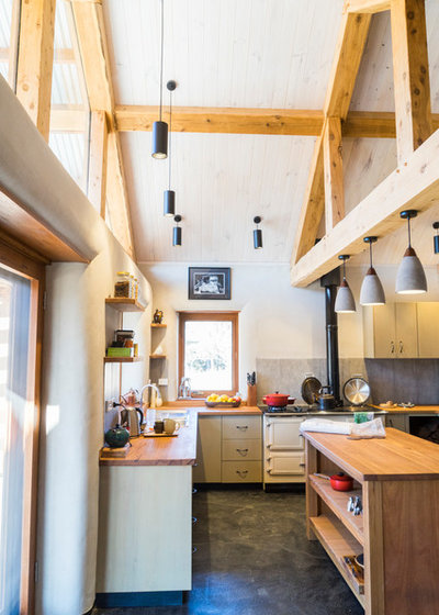 Country Kitchen by Viva Living Homes