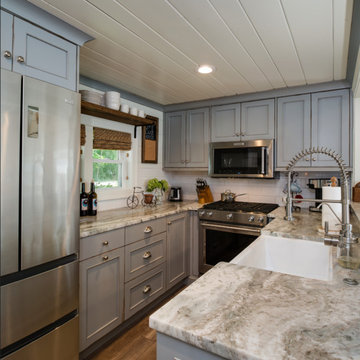 Strawberry Lake Cottage - Small space / Major Makeover