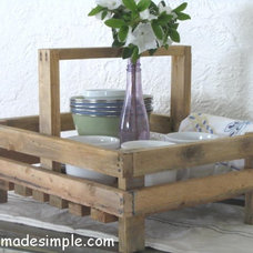 Eclectic Kitchen Strawberry Rack