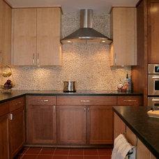 Modern Kitchen by A. Sadowski Designs