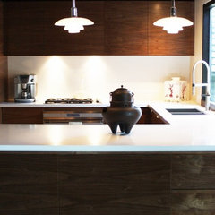 modern kitchen by bright designlab