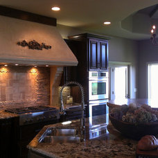 Contemporary Kitchen by Advanced House Plans