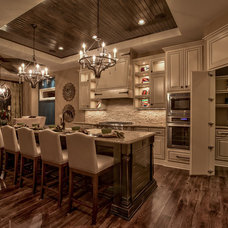 Transitional Kitchen by Falcone Homes