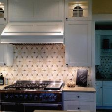 Traditional Kitchen by Pratt and Larson Ceramics