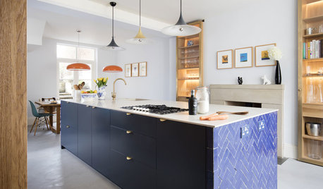 Houzz Tour: A Revived Victorian House With a Showstopping Kitchen