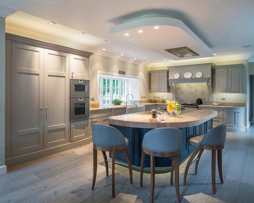 549 Dublin Kitchen Design Photos with Stainless Steel Appliances