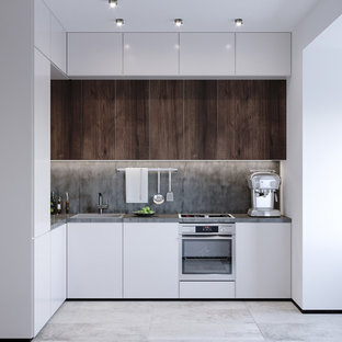 Small Modern Eat In Kitchen Pictures   Eat In Kitchen   Small Modern L