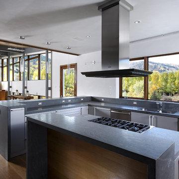 Studio B Architects + Interiors Kitchen