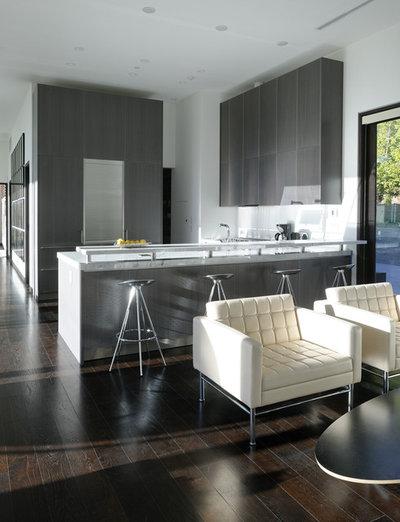 Модернизм Кухня by Studio B Architecture + Interiors