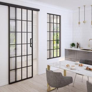 Studio (Barn) & Pocket Doors