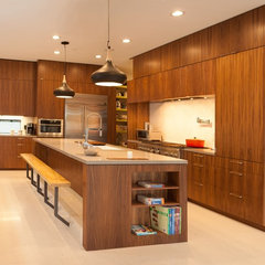 contemporary kitchen by Finished by Design