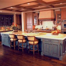 Kitchen by Studio Stratton Inc