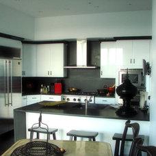 Asian Kitchen by Amy Hart, Interior Designer