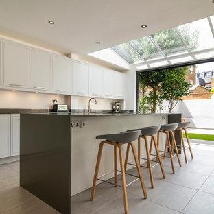 Stuning & Bright Open Plan Kitchen