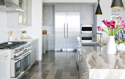 3 Tips for a Glamorous Kitchen Update