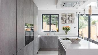 Stunning Contemporary Kitchen