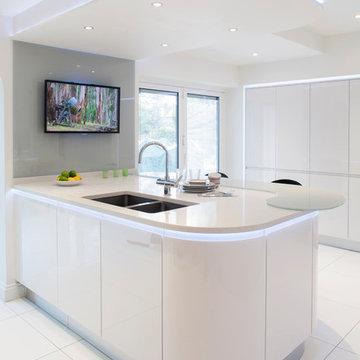 Stunning Eco-friendly modern kitchen design