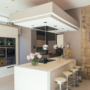 Stunning extended kitchen