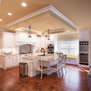 75 Most Popular L Shaped Eat In Kitchen Design Ideas For 2019