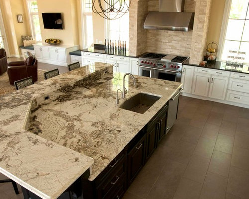 Alpinus granite houzz for Alpinus granite