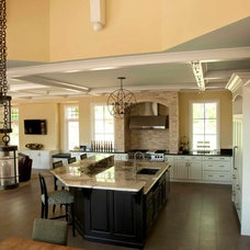 Traditional Kitchen by Kastler Construction