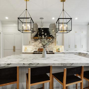 Stunning Kitchen in Summit, NJ
