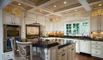 Stunning Lake House Kitchen
