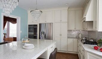 "Stunning ""Open and Shut"" Concept Kitchen"